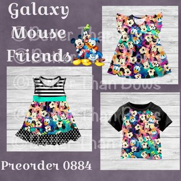 Galaxy Mouse Friends!! Preorder 0884* Closes 3/24 @8pm est!! ETA 6-8 Weeks!!