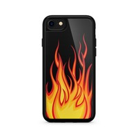Premium Milkyway iPhone Case - Flame Case