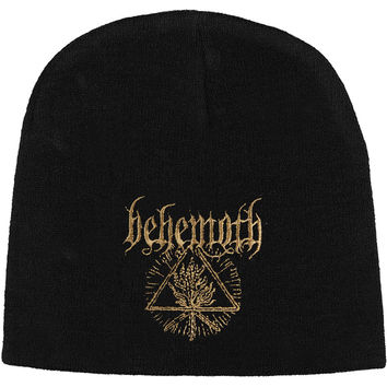 Behemoth Men's Furor Divinus Beanie Black