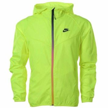 Nike Men And Women Tide Brand Fashion Casual Coat