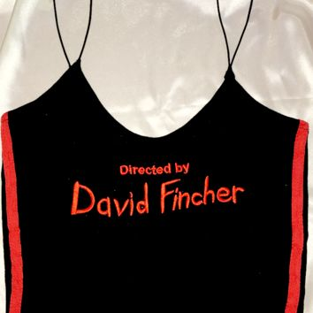 SWEET LORD O'MIGHTY! DAVID FINCHER SKINNY TANK