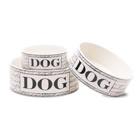 Bon Chien Dog Bowl
