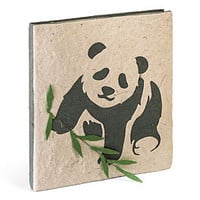 Panda Poo Paper Journal