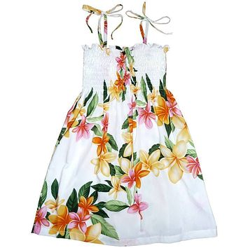 rain hawaiian girl sunkiss dress
