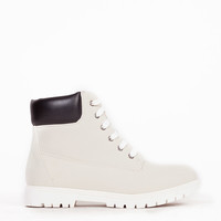 Off White Trucker Boot