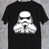 Darkside Storm Trooper Tshirt, Daddy Tshirt,Mommy Tshirt,Adult Tshirt