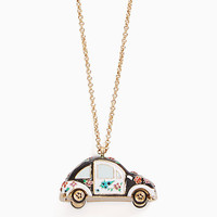 haute stuff car pendant