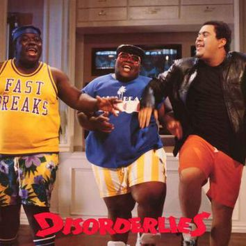 The Fat Boys Disorderlies 1987 Movie Poster 22x34