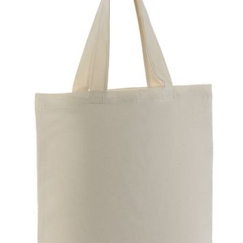 Organic Cotton Bags - Heavy Canvas Tote Bags   OR200