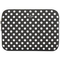 kate spade new york 13 Inch Dot Sleeve Laptop Case | macys.com