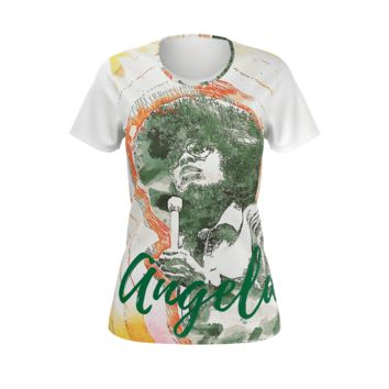 Angela Davis Women's T-Shirt