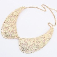 Jewelry Shiny Gift New Arrival Metal Stylish Necklace [6573122503]