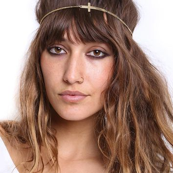 Cross Headpiece
