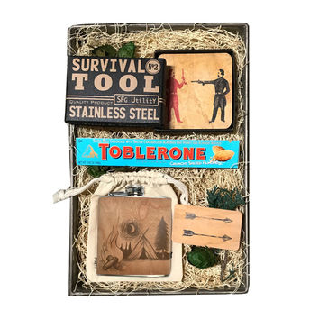 The Outdoors Man Gift Set