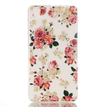 Floral Print creative case Cover for iPhone & Samsung Galaxy S6  iPhone 6s Plus