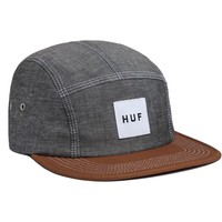 Huf Chambray Field Volley 5-Panel Hat