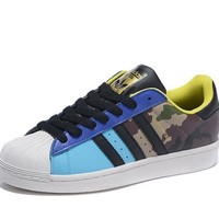 qiyif Adidas Superstar Shamrock Shell