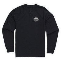 Boys Denton Long Sleeve T-Shirt | Shop Boys Tops At Vans