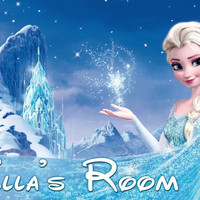 12x18 Personalized Disney Frozen Elsa Room Door Poster