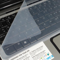 Keyboard Cover Skin Protector for Mac HP DELL Sony Laptops
