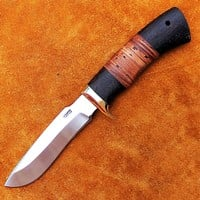 Fixed Blade Hunting Knife