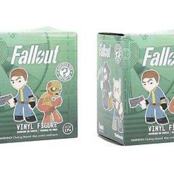 Funko Mystery Minis: Fallout Blind Box Vinyl Figure 2-Pack