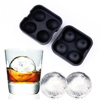 Hot New Arrival Bar Drink Big Round Ball Ice Brick Cube Maker Tray Mold Ice Maker Mould