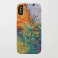 Boom iPhone Case by duckyb