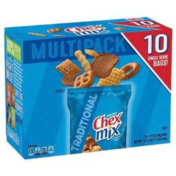 Chex Mix Multipack Traditional 17.5 oz 10 ct