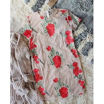 Sugared Rose Layering Tunic