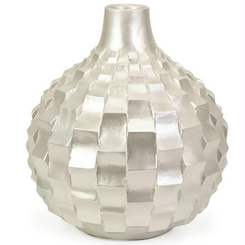 Pearlized Vase - Unique Texture