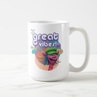Trolls | Cooper - Great Vibes! Coffee Mug