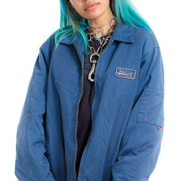 Vintage Y2K Quiksilver Work Jacket - One Size Fits Many