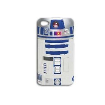 R2D2 Cool Funny Cute Star Wars Case iPhone Cover iPod Cool