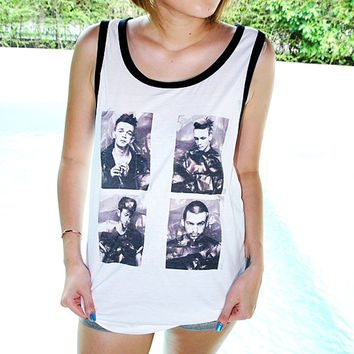 New - The 1975 Tank Top Unisex Men Women Size S, M, L