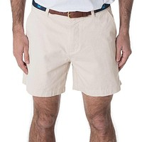 """Deck Shorts 6.5"""" in Stone by Coast"""