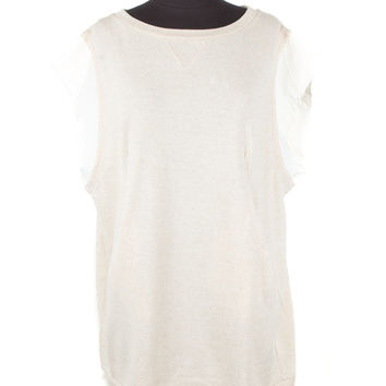 Women's Dries Van Noten Oatmeal Tunic