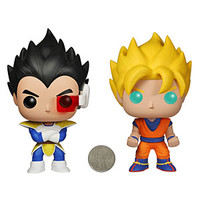 Dragon Ball Z Pop Vinyl Figures