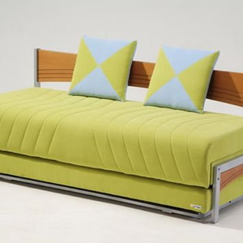Tokio Modern Twin Size Bed - Double Sofa Beds - $1600,00 - WIEDER - Israel - Double Sofa Beds - NY Living room - Furniture by Duval Group