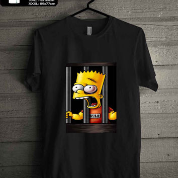 Bart Simpson T-SHIRT FOR MAN SHIRT,WOMEN SHIRT **