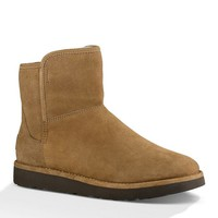 UGG® Abree Mini Suede Slip-On Booties | Dillards