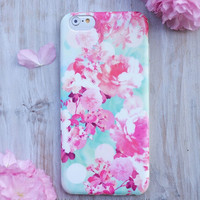 Vintage Rose Flower Iphone 6 S Cases