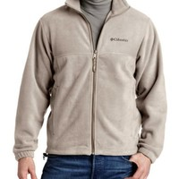 Columbia Men's Big Steens Mountain Extended Jacket