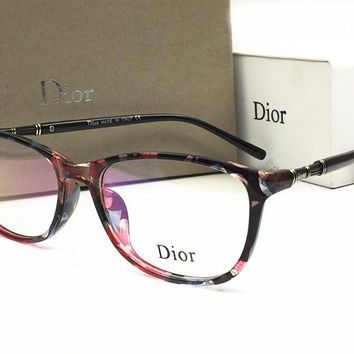 Dior Women Fashion Popular Shades Eyeglasses Glasses Sunglasses [2974244471]