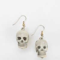 Urban Outfitters - Hullabaloo X Urban Renewal Rubber Skull Earring