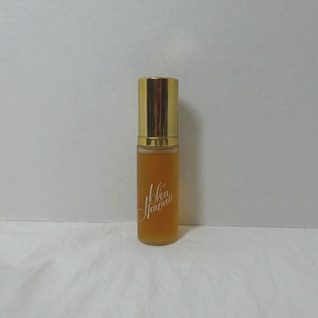 1980s Vintage Bleu Hawaii Mist Cologne, 2 oz., Full Content, Perfumes of Hawaii, Vintage Vanity, Vintage Cologne Spray, 1980s Cologne