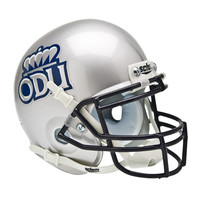 Old Dominion Monarchs NCAA Authentic Mini 1-4 Size Helmet