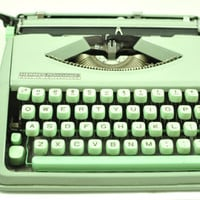 Hermes Rocket Manual Typewriter