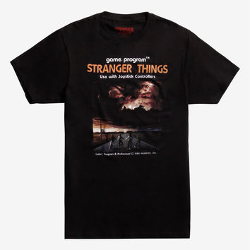 Stranger Things Video Game T-Shirt