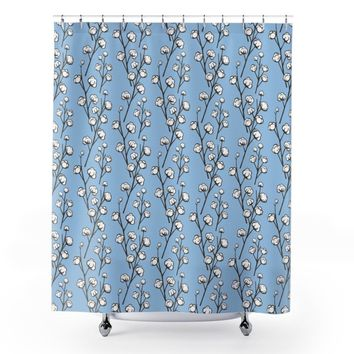 Shower Curtain- High Cotton